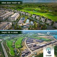 Biệt thự sân golf đầu tiên tại khu Tây Sài Gòn West Lakes Golf & Villas -Bản giao hưởng thiên nhiên