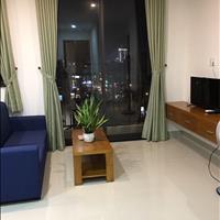 Cho thuê CH 1PN 50m2 góc 3 MT 2 ban công phòng ngủ và phòng khách, cửa sổ view biển, phố giá Covid