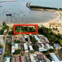 Bình Châu còn miếng view biển duy nhất 1087m2, thuận tiện nghỉ dưỡng, lô 2 đường ven biển Bình Châu