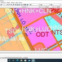 Bán đất quy hoạch khu dân cư 1670m2 - Phú Hoà Đông, huyện Củ Chi