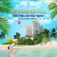 Chỉ 550 triệu sở hữu ngay căn hộ biển 5 sao đầu tiên tại Phan Thiết, thanh toán mỗi tháng chỉ 1%