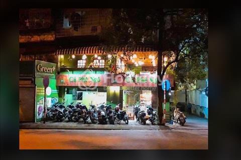 Cho thuê biệt thự sân vườn view Hồ Tây mặt phố Quảng An, 160m2 x 4 tầng, có sân vườn, mặt tiền 6m