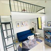 Chung cư mini có gác rộng cao 1,7m, có nội thất, Thoại Ngọc Hầu, cửa sổ lớn, ban công, gần Big C