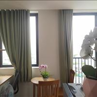 Cho thuê căn hộ Studio 30 m2, tầng cao, view núi Sơn Trà, full nội thất, free dọn phòng