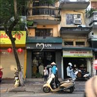 Chính chủ bán nhà mặt đường phố Đội Cấn, quận Ba Đình, thành phố Hà Nội