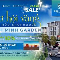 Sở hữu nhà phố 2 mặt tiền từ 7,4 tỷ - 13 tỷ dự án Bình Minh Garden, gần kề phố cổ
