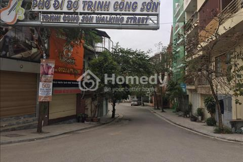 Mua ngay kẻo lỡ, bán đất tặng nhà phố đi bộ Trịnh Công Sơn 168m2, mặt tiền 8m
