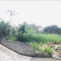 Bán đất 3 mặt tiền, 50mx26m, đường chạy quanh đất, gần Uỷ ban xã Cổ Đông, Sơn Tây, giá đầu tư