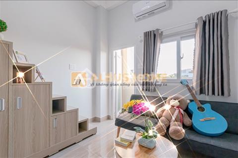 Căn hộ duplex full nội thất ban công, giáp quận 10 và quận 11 ngay tại Tân Phú