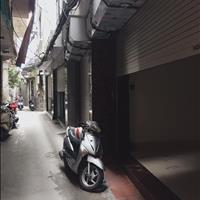 Bán nhà mới lô góc hai mặt thoáng trên phố Đào Tấn, Ba Đình, diện tích 50m2, 5 tầng, chào 7.4 tỷ