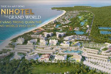 Mini Hotel - Grand World Phú Quốc
