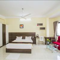 Căn hộ mini 40m2 đầy đủ sofa nội thất ban công 2 tủ lớn đựng quần áo, 84/57 Mễ Trì Hạ Nam Từ Liêm