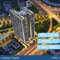 Chuyển nhượng lại căn CH20, CH21 tầng 23 dự án Hoàng Huy Grand - Sở Dầu -  Hồng Bàng
