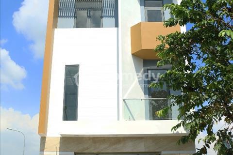 Bán nhà phố 1 trêt 3 lầu-bình chánh SHR-1.8 tỷ