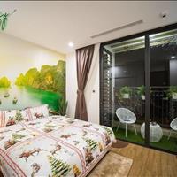 Bán căn hộ 2 phòng ngủ 2 vệ sinh full nội thất giá 2.3 tỷ bao phí thuế Vinhomes Green Bay