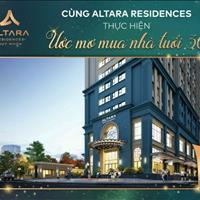 Căn hộ đẹp, giá phù hợp dự án Altara Residences Quy Nhơn
