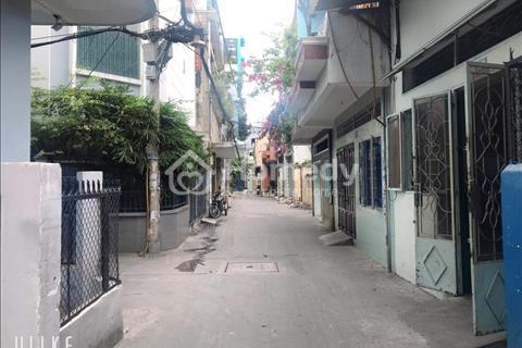 Nhà hẻm xe hơi 6m mặt tiền Võ Thành Trang ngay ngã tư Bảy Hiền kinh doanh buôn bán sầm uất