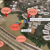 Bán gấp lô đất đối diện ký túc xá Đại học Ngoại Ngữ - Đại học Quốc gia Hà Nội