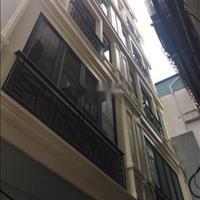 Bán nhà trung tâm quận Ba Đình diện tích 38m2 x 7 tầng, mặt tiền 4.2m, thang máy, giá 5.7 tỷ