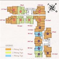 Cần bán nhanh căn hộ 3PN, 105,7m2 tại DA E2 Yên Hoà (Chelsea Residences), ký trực tiếp CĐT