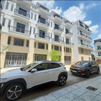 Bán nhà 1 trệt 3 lầu diện tích 4,6x18m 5 phòng ngủ 5WC sân thượng vị trí kinh doanh tốt