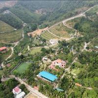 Cần bán 1,2ha Lâm Sơn Lương Sơn 800m2 thổ cư thế đất thoải view thoáng ô tô vào tận đất 800 ngàn/m2