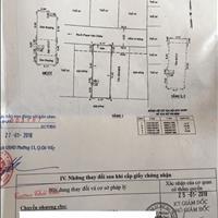Bán nhà đường Phạm Văn Chiều – Gò Vấp - Nhà xây 3 lầu - Giá 5,4 tỷ
