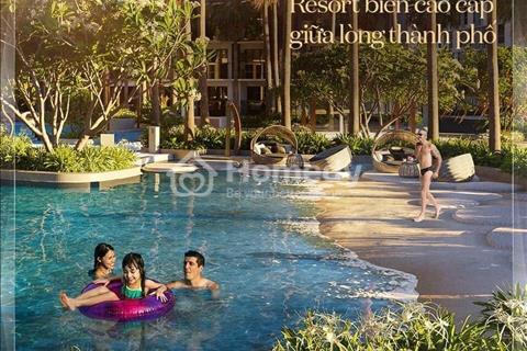 Sky Linked Villa xe hơi lên tận cửa, gara riêng, Diamond Centery căn hộ resort biển ngay tại TPHCM