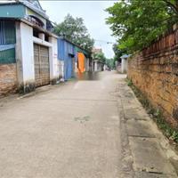 Bán mảnh đất 105m2 ở thôn 1 Tân Xã, Thạch Thất, giá rẻ