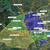 Bán đất vàng Hòa Lạc - view hồ - cạnh khu công nghệ cao Hòa Lạc - giá chỉ từ 900 triệu