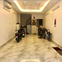 Bán nhà Văn Cao - Ba Đình, phân lô ô tô tránh, vỉa hè kinh doanh, 68m2, 4 tầng, mặt tiền 4.5m