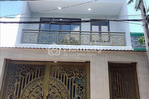Bán nhà sổ hồng riêng, hỗ trợ vay 6 x 12m, 2 lầu, Lê Văn Lương, Phước Kiển, Nhà Bè