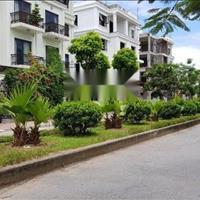 Bán đợt cuối biệt thự phố 145m2, mặt tiền 9,51m, đường 24m khu đô thị Phùng Khoang Nam Cường