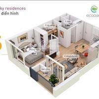 Cho thuê căn hộ chung cư Ecopark giá tốt nhà đẹp