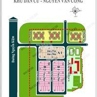 Mở bán dự án MT đường Nguyễn Văn Công, P3, Gò Vấp, kế bên Đại Học Mở, giá 25tr/m2