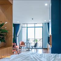 Khai trương căn hộ mới, full nội thất cao cấp, ban công cửa sổ Bình Thạnh Giáp Quận 1