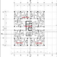 Chung cư N01 Hạ Đình giá 15 tr/m2 ~ 810 tr/căn