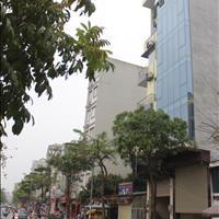 Bán nhà phố Võ Chí Công, 67m2, 7 tầng, mặt tiền 5.5m, giá 15.5 tỷ, đường ô tô, kinh doanh cực đỉnh