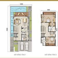 Chỉ còn duy nhất 6 căn Lavila De Rio, nhà bè, giá gốc chủ đầu tư