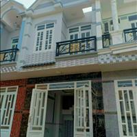 Bán nhà lầu Nguyễn Thị Đặng, gần Thế Giới Di Động Quốc lộ 1A, Quận 12, 3,8x11m giá 815 triệu