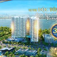 Căn hộ trung tâm 2 thành phố sở hữu view sông Sài Gòn thoáng mát giá chỉ 31tr/m2