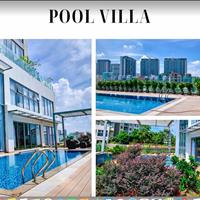 Cần cho thuê căn Pool Villa Diamond Island, full nội thất cao cấp, view sông Sài Gòn thoáng mát