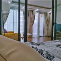 Cho thuê căn 1 phòng ngủ mới hoàn thiện nội thất vào ở ngay cực đẹp