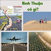 Giá chỉ 70 ngàn/m2, đã có sổ đỏ, đất nông nghiệp Bắc Bình, gần du lịch biển, đường vào sân bay