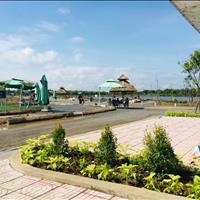 Bán đất nền KDC Mỹ Hạnh Bắc, Đức Hòa, TL9, view Hồ Sinh Thái, 80m2, chỉ 370 tr/nền, sổ hồng riêng