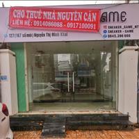 Cho thuê nhà mặt phố Nguyễn Thị Minh Khai - Nha Trang