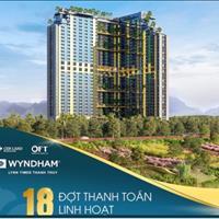 Cần bán căn hộ khách sạn cho thuê, giá ưu đãi, view đẹp tại dự án Wyndam Thanh Thủy, Phú Thọ