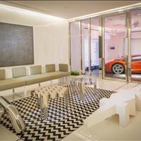 Sky Linked Villa có đường dẫn ô tô chạy lên tận cửa nhà, gara riêng mặt tiền đại lộ rộng 60m