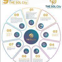 Siêu dự án The Sol City - Nam Sài Gòn - Liền kề chợ Hưng Long - Bình Chánh mở rộng