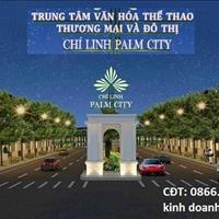 Dự án Chí Linh Paml City Trường Linh mặt đường quốc lộ 37 rộng 64m